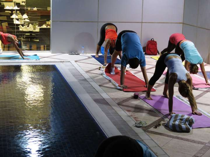 YOGALATES BLISS SESSIONS - OUTDOOR YOGA AND PILATES IN DUBAI